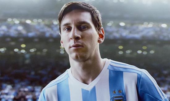 Messi 'nể phục' pha đi bóng của fan