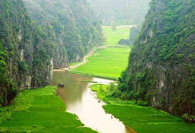 Ninh Bình là một trong 10 điểm đến lạ nhất thế giới