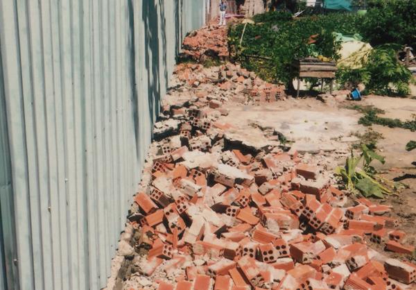 Đại gia Lê Ân tố cáo lãnh đạo phường hủy hoại tài sản
