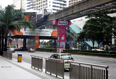 Gợi ý chọn chỗ ở khi đến Kuala Lumpur