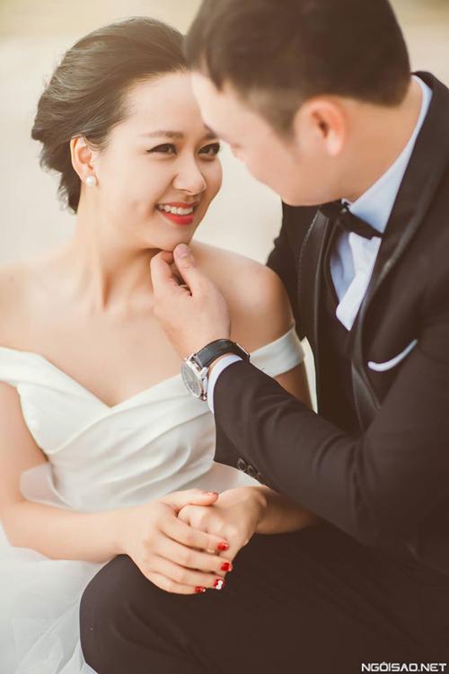 MC xinh đẹp chia sẻ về bộ ảnh cưới tại Malaysia