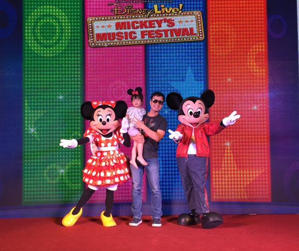 Lễ hội âm nhạc Mickey lần đầu đến Việt Nam