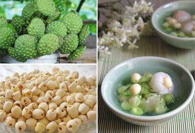 Mẹo bảo quản và chế biến hạt sen tươi