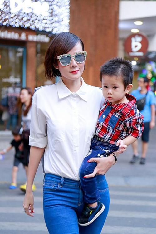 Trước những hành vi bạo lực và bất bình thường của chồng cũ, Dương Yến Ngọc muốn giành lại quyền nuôi con trai.