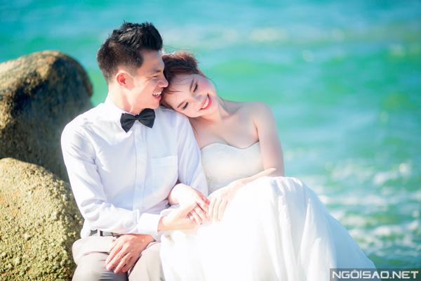 Cặp đôi chụp ảnh cưới tuyệt đẹp ở Hồ Cốc 10