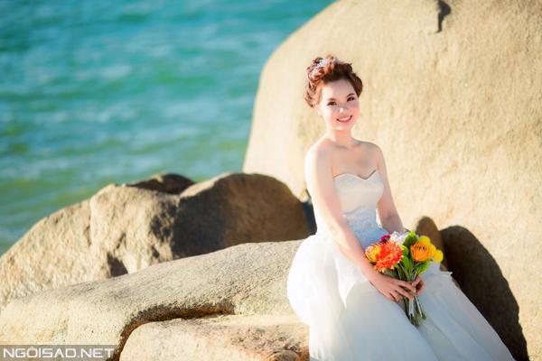 Cặp đôi chụp ảnh cưới tuyệt đẹp ở Hồ Cốc 6