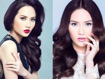 Hoa hậu Đông Nam Á biến tấu với 2 kiểu make up