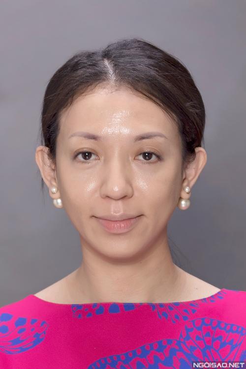 Nữ tiếp viên trưởng hóa cô dâu trẻ trung xinh đẹp