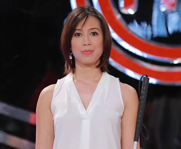 Christine Hà là giám khảo MasterChef Việt 2015