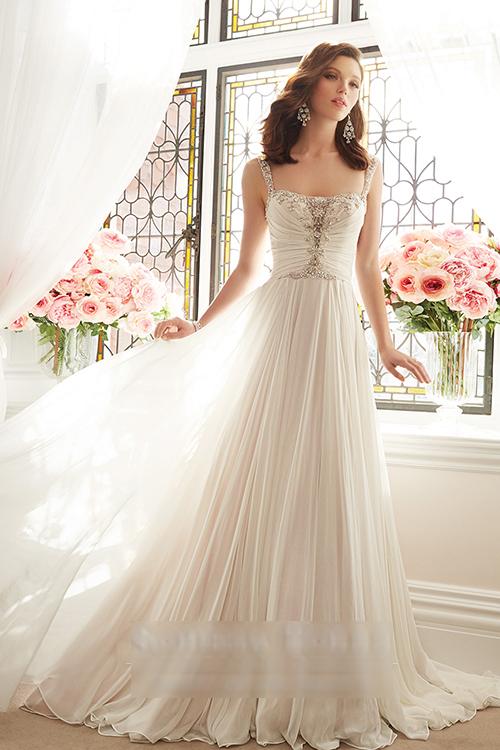 Xu hướng váy cưới cho cô dâu mùa xuân 2016 7