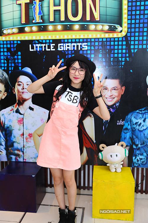 Hoà Minzy nhận được nhiều lời khen từ nhà sản xuất. Họ cho biết, cô là một nhân tố thú vị.