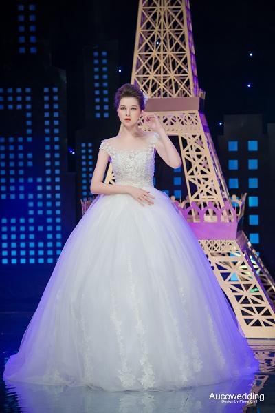 Auco wedding ra mắt bộ sưu tập váy cưới mới
