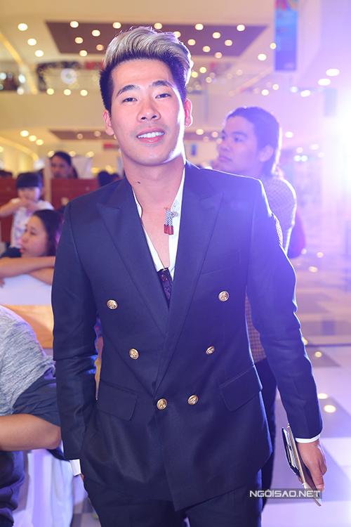 Stylist Travis Nguyễn - người xây dựng hình ảnh cho Minh Hằng gần đây.