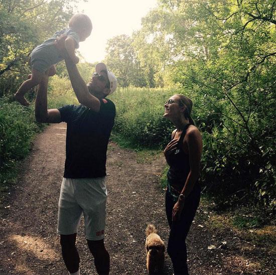 Djokovic từng chia sẻ với các đàn em rằng bí quyết thành công của anh chính là lấy vợ và sinh con.