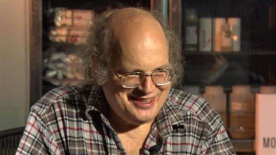 Kỹ sư hóa học Dave Witlock 12 năm không tắm. Ảnh: Press TV