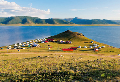 Những cảnh đẹp hút hồn của Mông Cổ