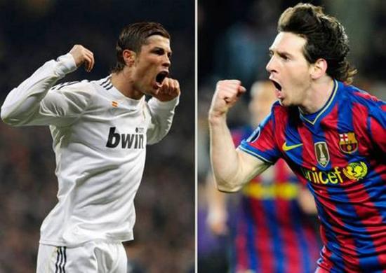 C. Ronaldo và Messi đang bị 'bóc lột'