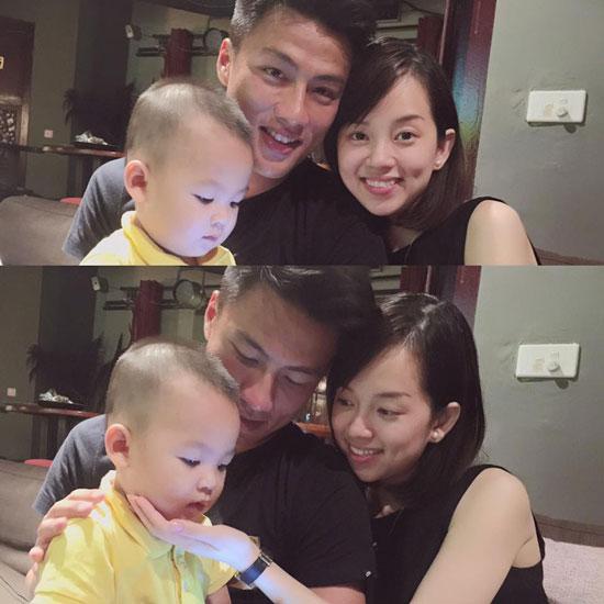 Chia sẻ của Khánh Ly khiến nhiều người bất ngờ bởi chỉ vài ngày trước cặp đôi vẫn tay trong tay hạnh phúc
