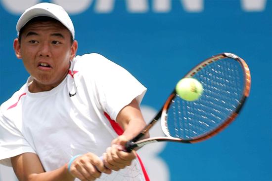 Tay vợt Lý Hoàng Nam lần thứ hai liên tiếp 'bỏ' giải quốc gia