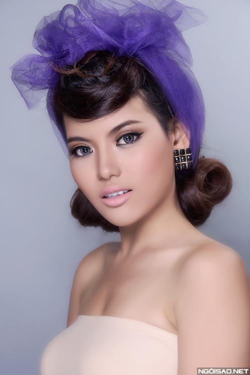 Ly Na Trang gợi ý style trang điểm cưới cổ điển