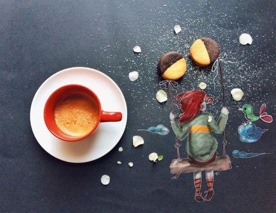 su sang tao voi cafe