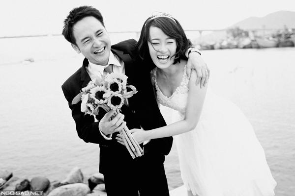 Bộ ảnh cưới ở Đà Nẵng lưu giữ...