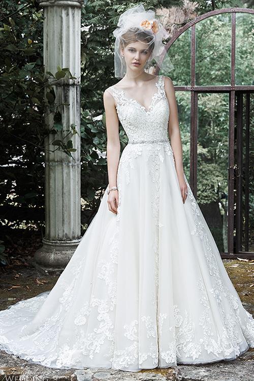 Váy cưới lộng lẫy mang nét châu Âu cổ điển