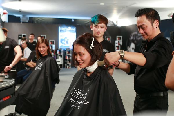 Hairstylist Thìn: 'Nhiều người mẫu mất điểm vì tóc' - Làm đẹp
