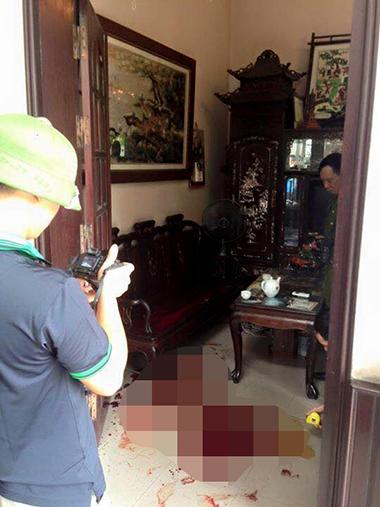 Một giám đốc ở Bắc Ninh bị sát hại tại nhà