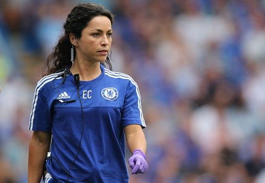 Chelsea thua vì 'lời nguyền' của nữ bác sĩ Eva Carneiro