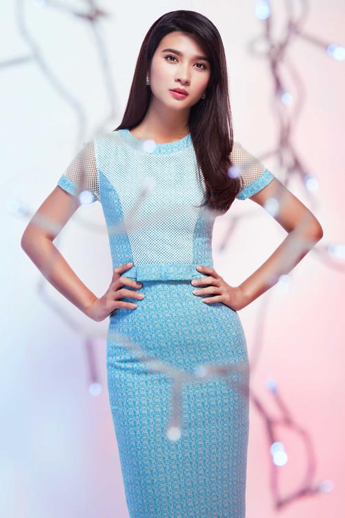 Vẻ đẹp mong manh của Kim Tuyến