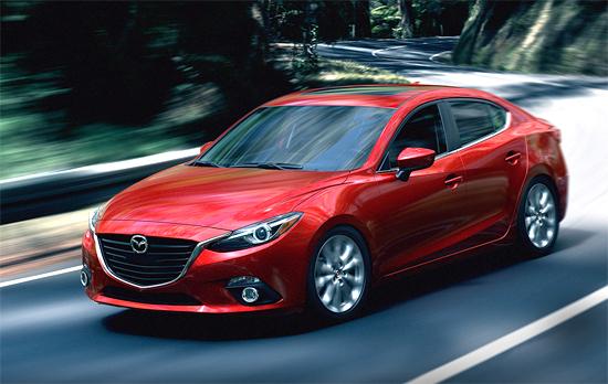 Mazda ngừng bán, triệu hồi 15.000 xe Mazda3