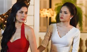 Việt Trinh thấy Hương Giang Idol giống mình hồi trẻ