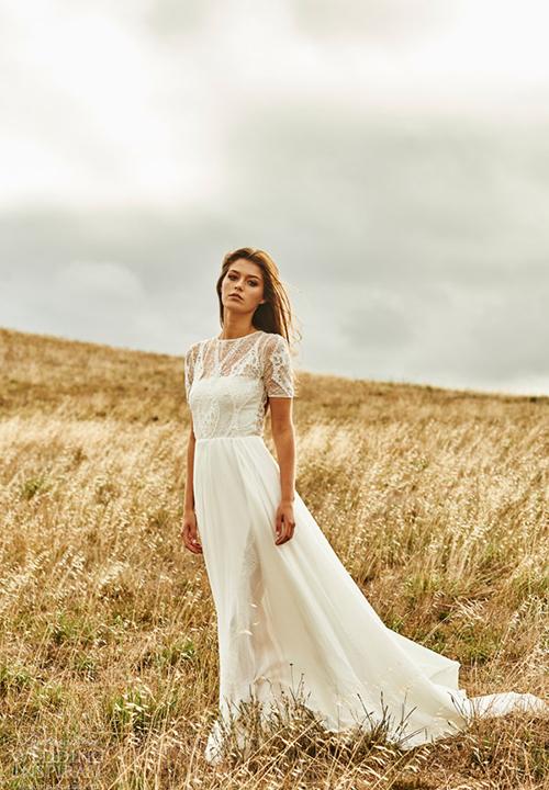 Váy bohemian sexy mang nét đẹp phóng khoáng