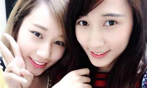 Cặp hotgirl du học Nhật mê kinh doanh