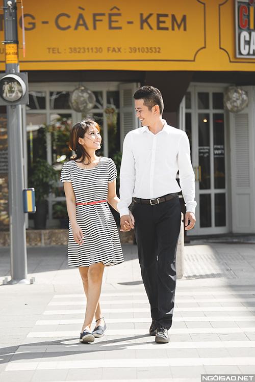 Cô dâu đẹp rạng rỡ trong bộ ảnh cưới ở Sài Gòn
