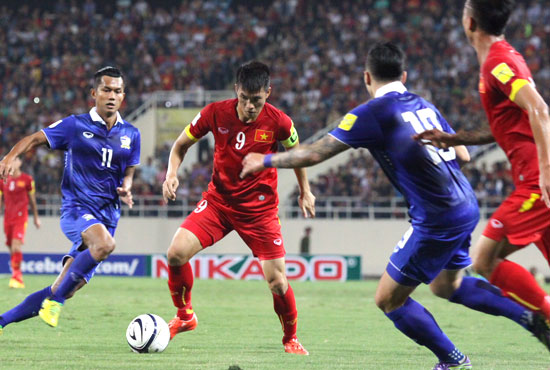 Cựu tuyển thủ Quốc Vượng: Bóng đá Việt thua Thái toàn diện