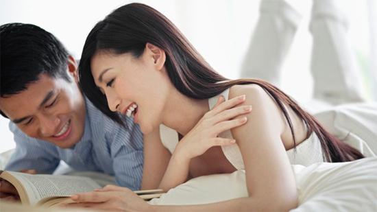 Màn đối đáp hài hước của vợ chồng