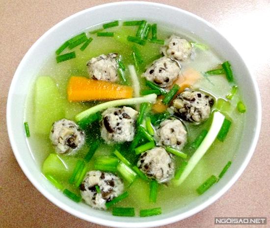 Ăn mãi canh rau muống luộc với sấu cũng chán, hãy đổi món với canh củ quả kiểu này xem, vẫn mát mà lại ngon.