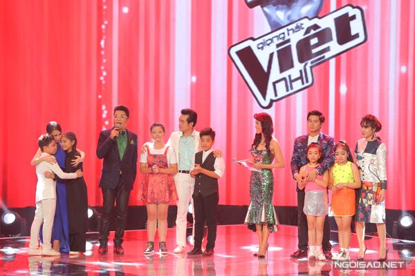 Hồng Minh, Công Quốc và Tiến Quang là 3 thí sinh sẽ tranh tài trong đêm chung kết được tổ chức vào ngày 24/10.