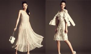 Váy ren sexy, sang trọng của Lâm Gia Khang