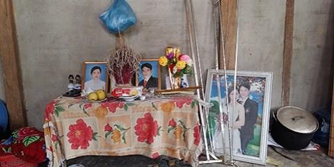 Chuyện lạ xảy ra trong nhà nạn nhân vụ thảm án Yên Bái