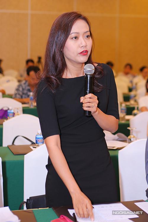 Đóng vai trò sản xuất và hỗ trợ các nhà làm phim trẻ, diễn viên Hồng Ánh rất quan tâm đến các hạng mục 'Phim dự thi' và 'Chương trình toàn cảnh' của liên hoan năm nay.