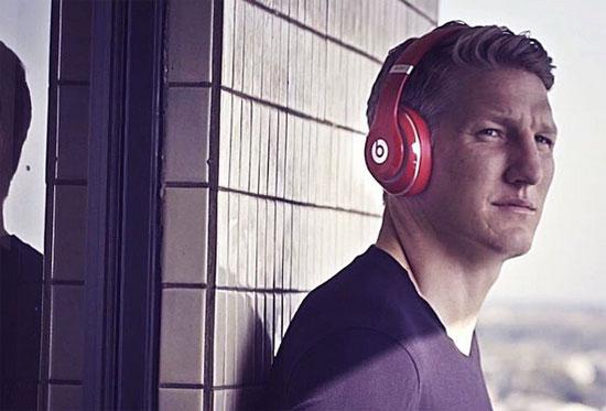 'Thỉnh thoảng trước các trận đấu, tôi nghe những bản nhạc mình yêu thích, chìm đắm trong đó'