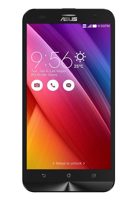 Asus ra mắt Zenfone 2 Laser màn hình 5,5 inch