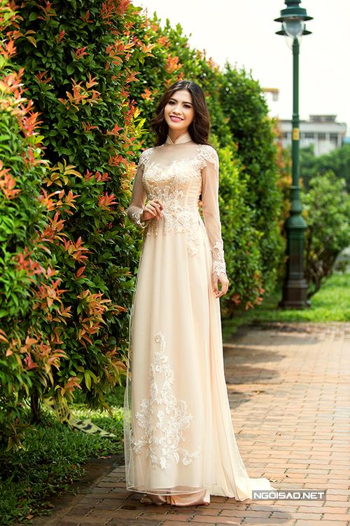 Tư vấn chọn áo dài cưới lộng lẫy dịp cuối năm