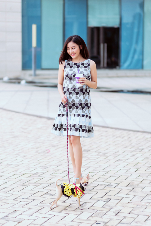 van-mai-huong-goi-y-mac-dep-cung-vay-ngan-2