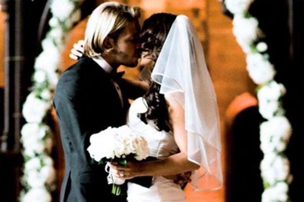 Alan Smith và Kristina