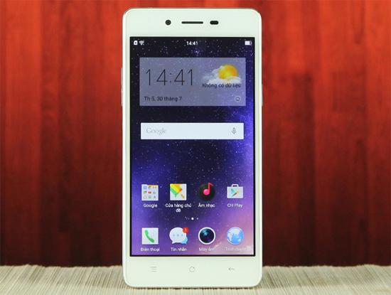 Smartphone thiết kế cá tính giá dưới 5 triệu đồng