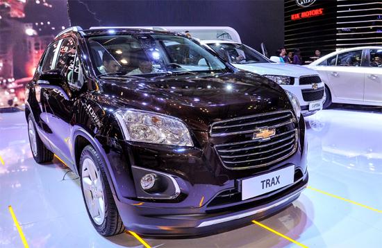 Loạt xe SUV cỡ nhỏ vừa đổ bộ thị trường Việt